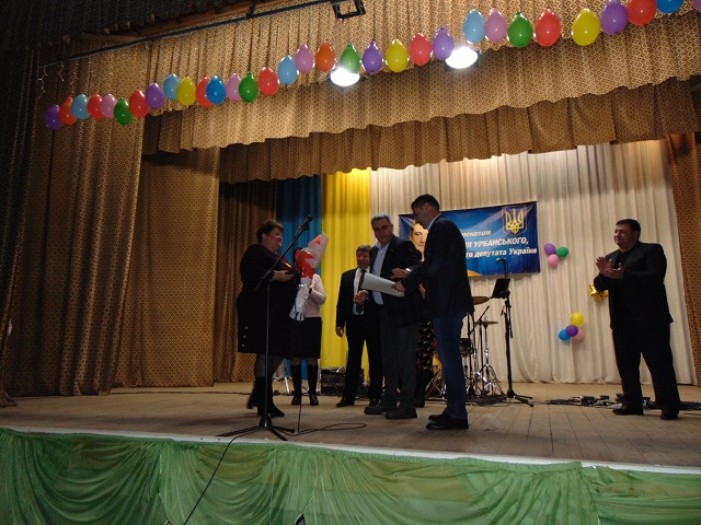 Анастасия Сухова, Анастасія Сухова, сельская глава, сільська голова, Муравлевка, Муравлівка