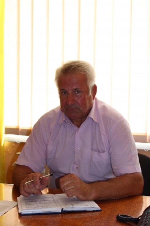 Анатолий Николаев, Анатолій Ніколаєв, сельский голова Ларжанки, сільський голова Ларжанки