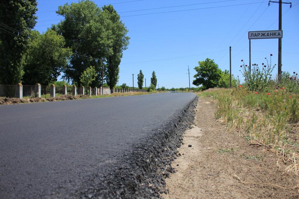 дорога, Броска-Матроска-Ларжанка